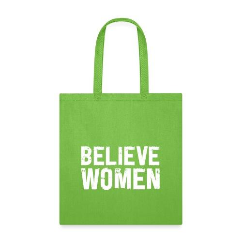 Believe Women T SHIRT - Tote Bag