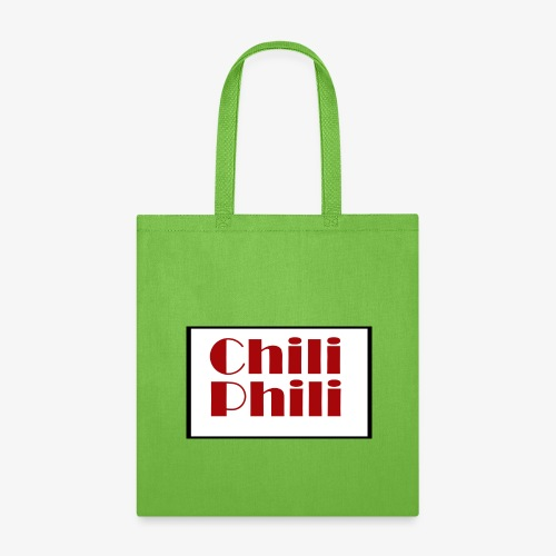 Chili Phili Yt Merch - Tote Bag