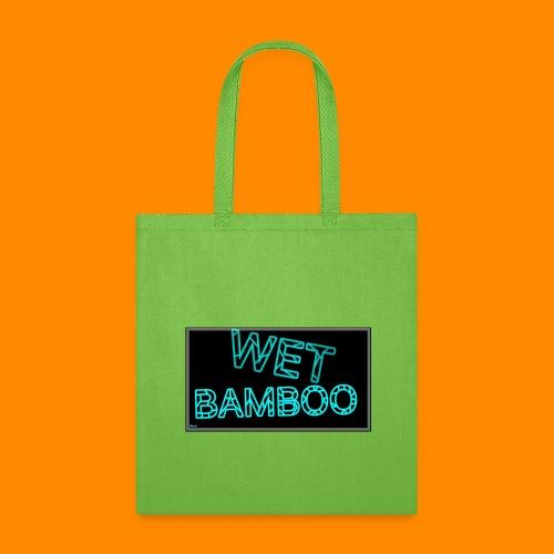 WET BAMBOO GLOWIEEE SHIRT - Tote Bag