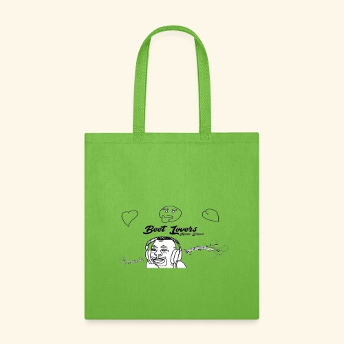 BeetLovers.tk's official Music Man Collection - Tote Bag