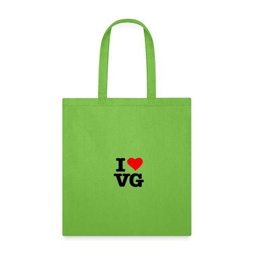ILOVEVG - Tote Bag