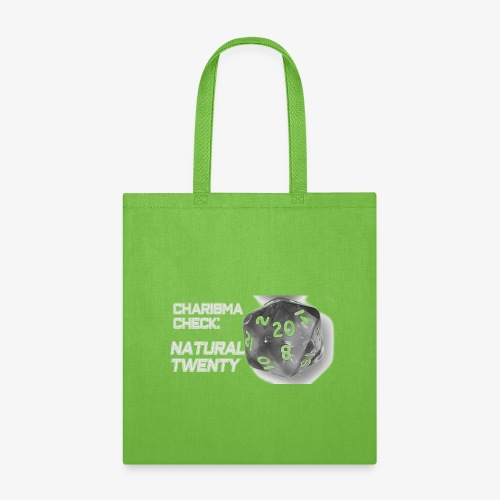 Natural Twenty - Tote Bag