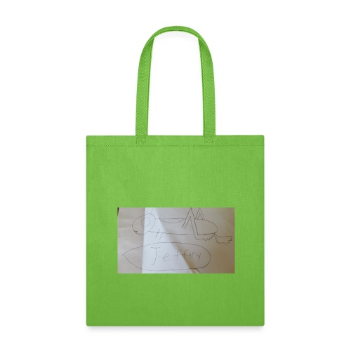 Jeffery (official) - Tote Bag