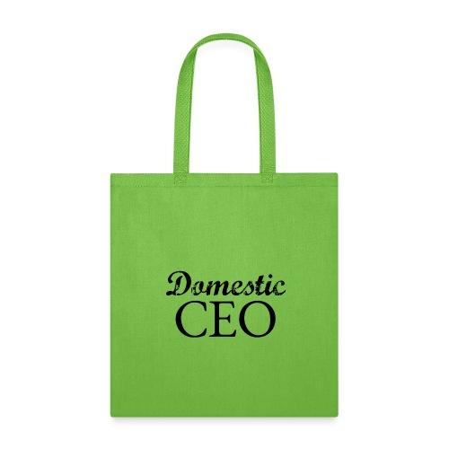 Domestic CEO - Tote Bag