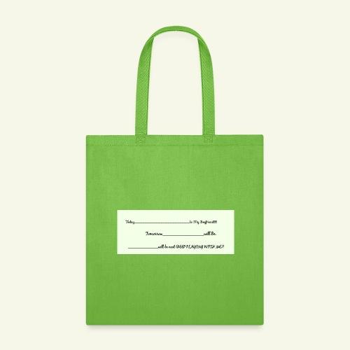 Keep Playing - Tote Bag
