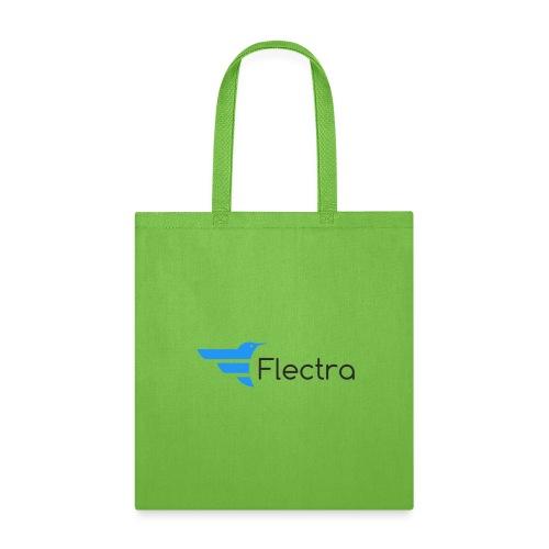Flectra Official Logo Merchandise - Tote Bag