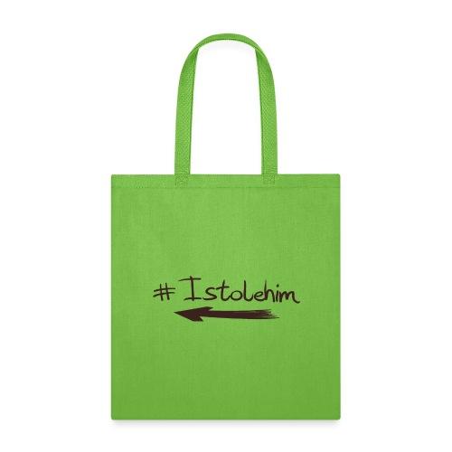 Hashtag Istolehim - Tote Bag