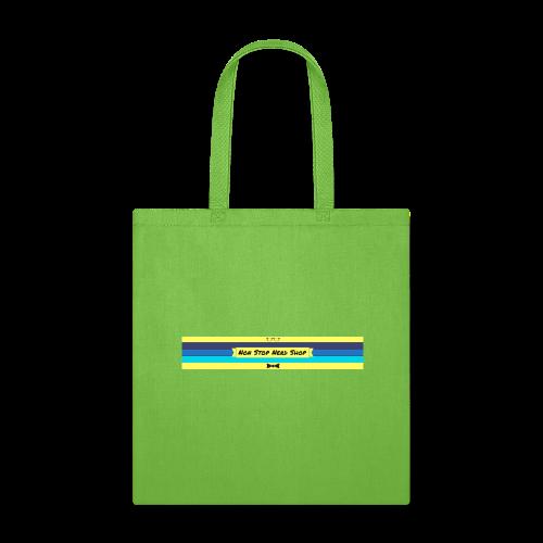 Non Stop Nerd Shop Logo - Tote Bag