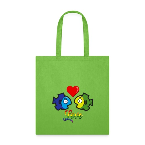 Love Gay - Tote Bag