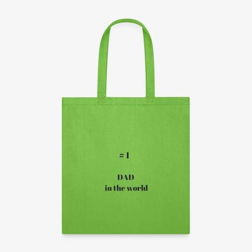 1 dad - Tote Bag