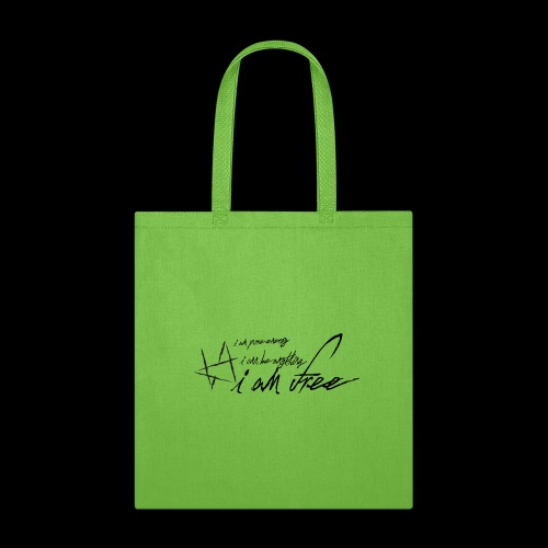 IAMFREE - Tote Bag