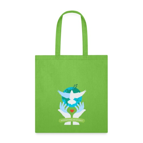 Day of Peace - Tote Bag