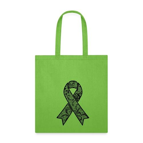 lace ribbon - Tote Bag