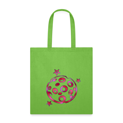 Cheesey Pink Moon - Tote Bag