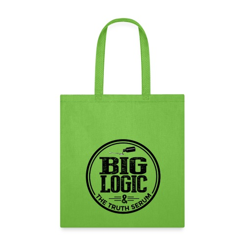 Big Logic & The Truth Serum Accessories - Tote Bag
