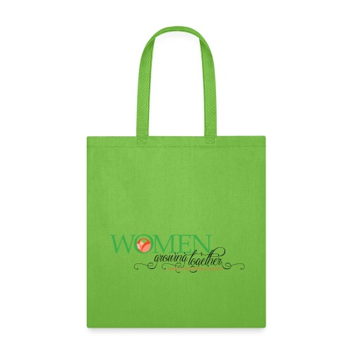 WGT FINAL Logo - Tote Bag