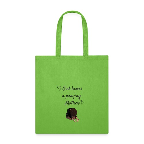 Praying Mother - Tote Bag