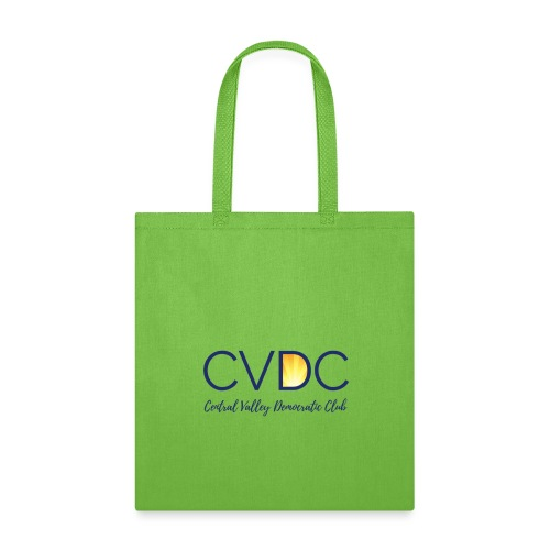 CVDC Blue Logo - Tote Bag