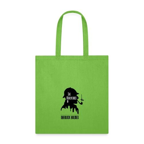 sherlock holmes - Tote Bag