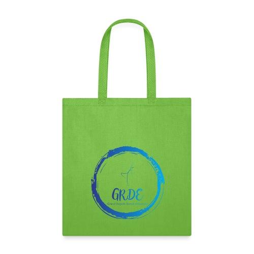 Grand Rapids Dance Ensemble logo - Tote Bag