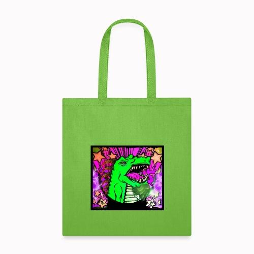 Groovy dragon - Tote Bag