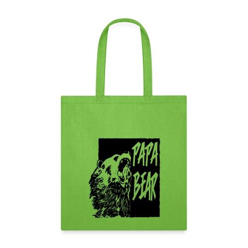 Papa bear - Tote Bag