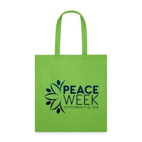 Peace Week - Tote Bag