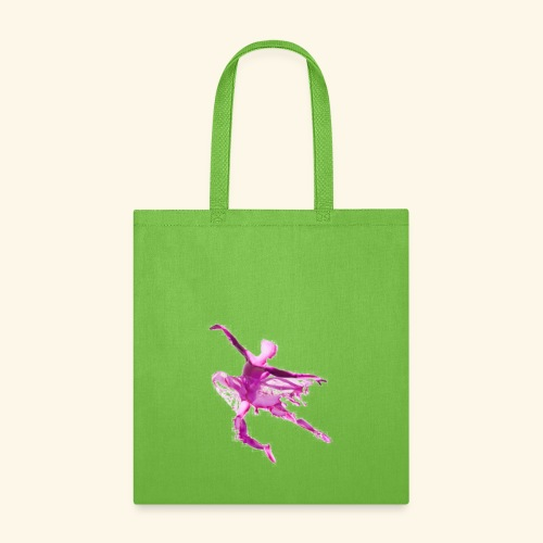 Dancing Women Designed Shirt - Tote Bag