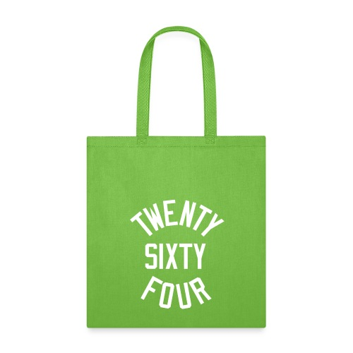 Twenty Sixty Four - Tote Bag