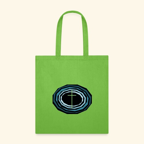 Cross Wheel - Tote Bag