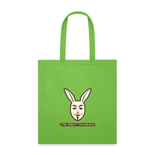 Bunonymous THE GREAT AWAKENING - Tote Bag
