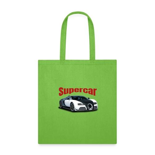 Supercar - Tote Bag