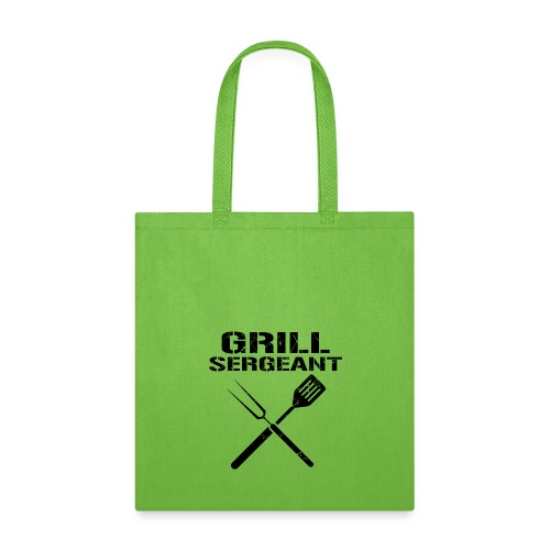 Trend Grill Sergeant Shirt - Tote Bag