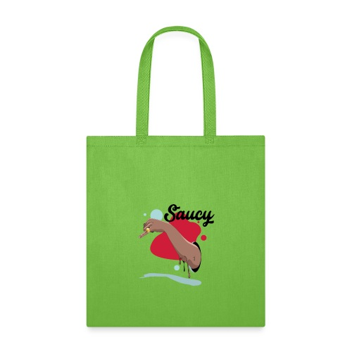 saucy - Tote Bag