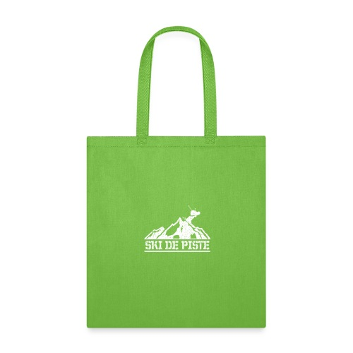 Winter Ski De Piste - Tote Bag