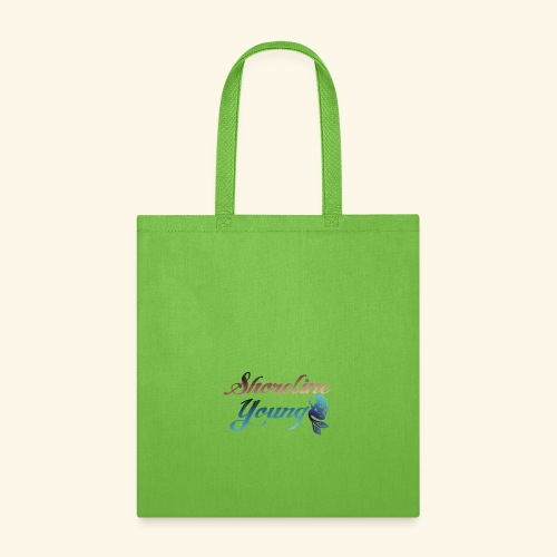 Shorlinepinkblue - Tote Bag