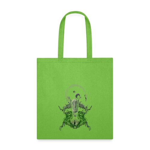 Alien Nightmare - Tote Bag