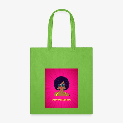 Fly Girl Pink - Tote Bag