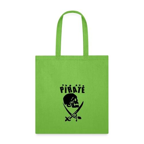 pirate 1 - Tote Bag