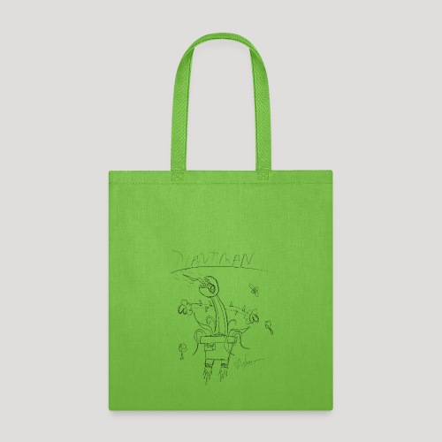Plantman - Tote Bag