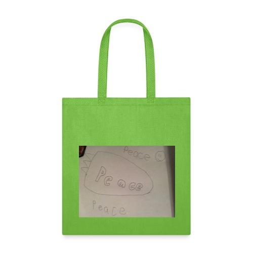 Peace roket - Tote Bag