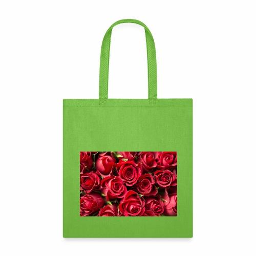 red rose beauty design - Tote Bag