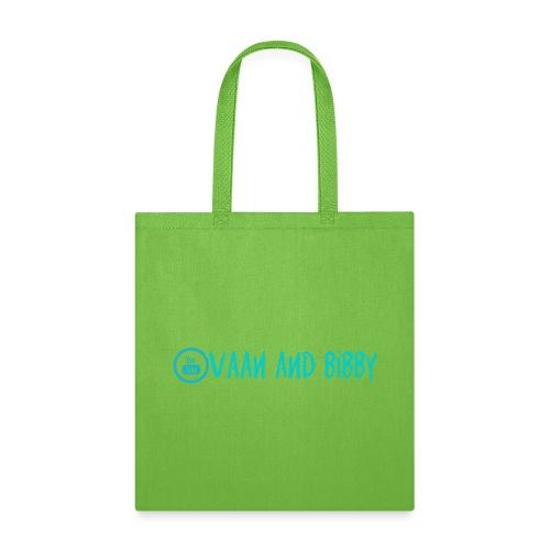 Team V&B Blue! - Tote Bag
