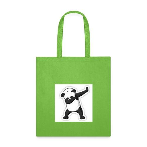dabbing panda - Tote Bag