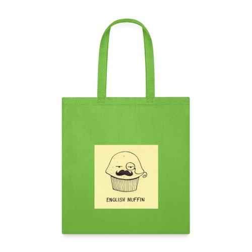 english muffin merch - Tote Bag