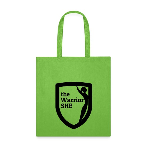 theWarriorSHE logo t-shirt - Tote Bag