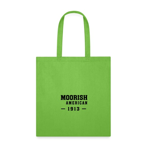 Moorish American Apparel - Tote Bag