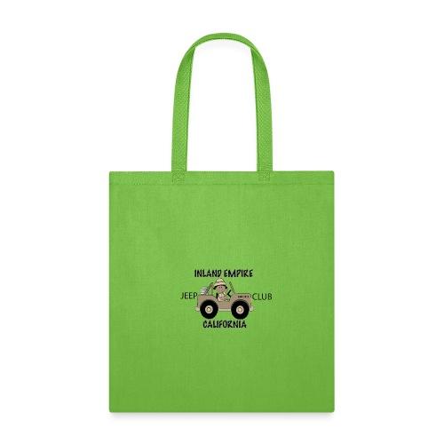 Inland Empire Jeep Club - Tote Bag