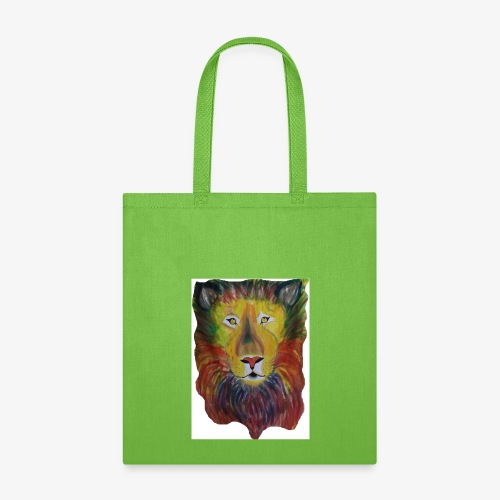 Rainbow Lion - Tote Bag