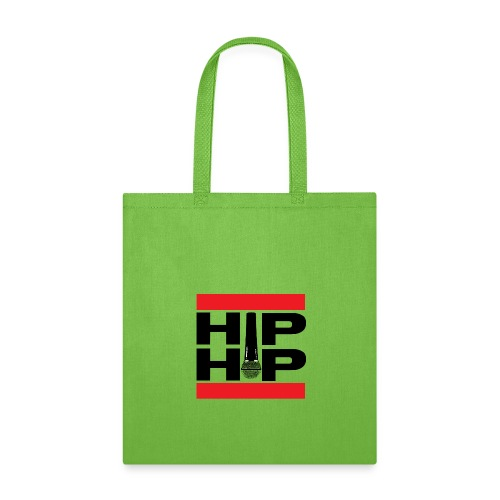 Hip Hop Microphone - Tote Bag